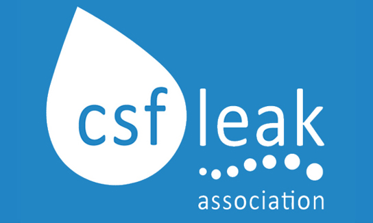 csf leak logo