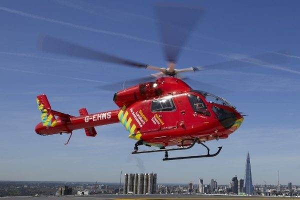 London Air Ambulance thumbnail