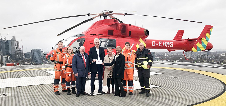 London-Air-Ambulance