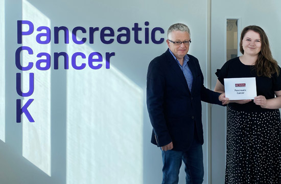 Grant presentation - Pancreatic Cancer